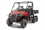 2013 Polaris 6X6 Ranger 800 ATV