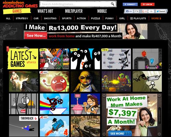 Best Addicting Games websIte