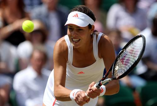 Ana Ivanovic Tennis Player
