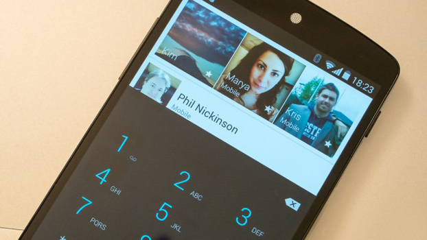 show Google+ photos for incoming calls in 2014