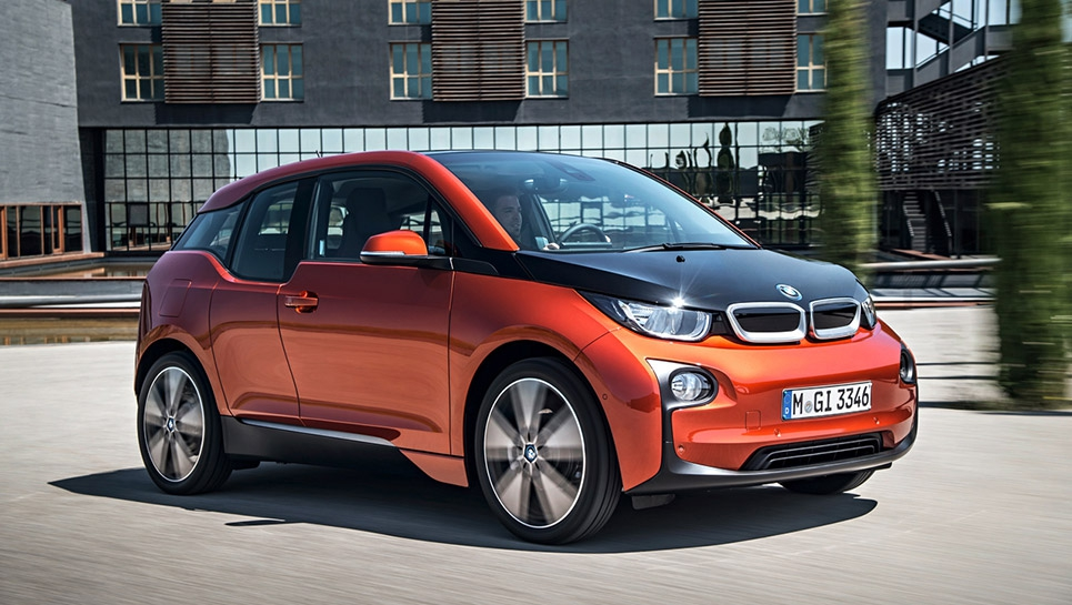 BMW i3 Electric Car in India