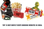 Movie Tickets Booking Websites in India