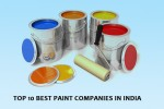 Top Paint Companies in India