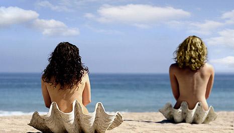 Cap d'Agde Nude Beach, France