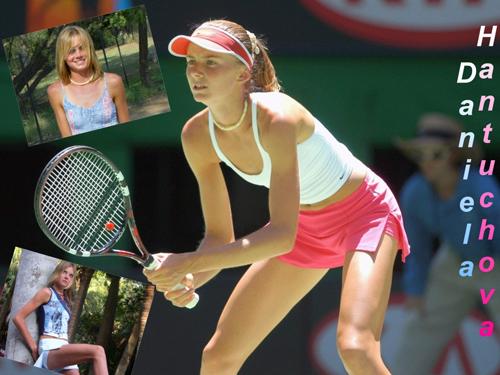 Daniela Hantuchova Tennis Player