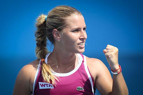 Dominika Cibulkova Tennis Player