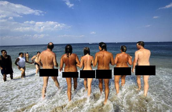 Gunnison Nude Beach, New Jersey