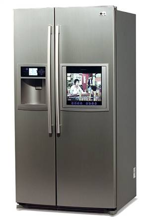 LG Refrigerator India