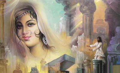 la & Majnun famous love stories