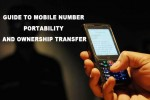 Steps for Mobile Number Portability
