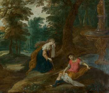 Thisbe & Pyramus LOve Stories