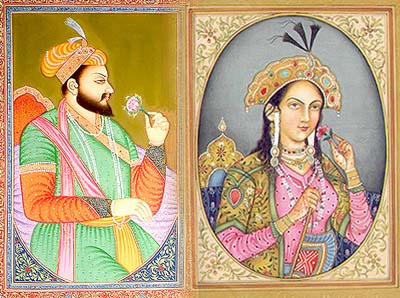 Shahjahan & Mumtaz