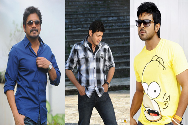 Stylish South Indian Actors