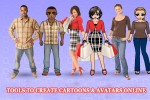 Cartoons & Avatars Online