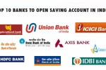 top Banks to Open Saving Account in India