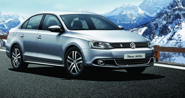 Volkswagen Jetta facelift launched in India