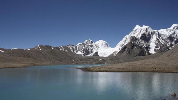 Gurudongamar Lake Sikkim
