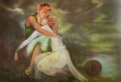 Sohni & Mahiwal epic story of two lover