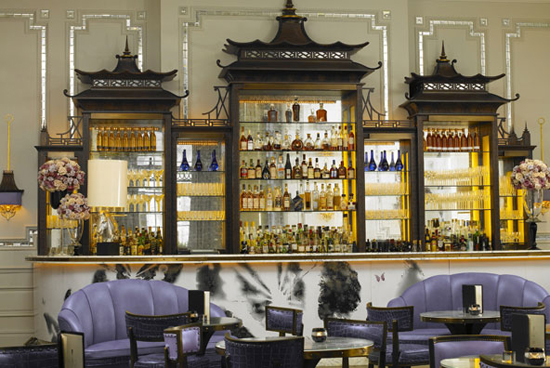 Artesian Bar at the Langham Hotel, London