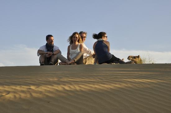 Jaisalmer Passionate honeymoon