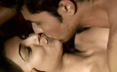 Randeep Hooda and Sushmita Sen kiss