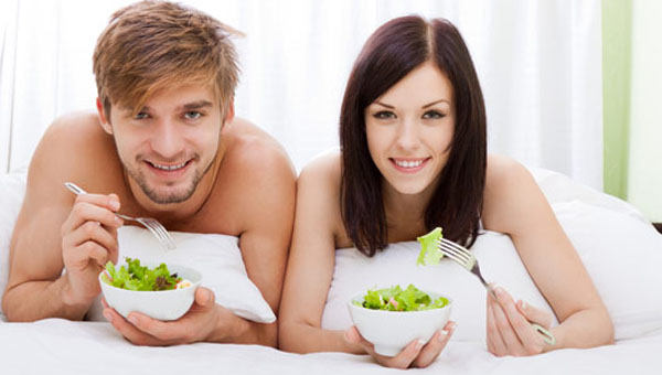 Foods Improve Your Sex Life