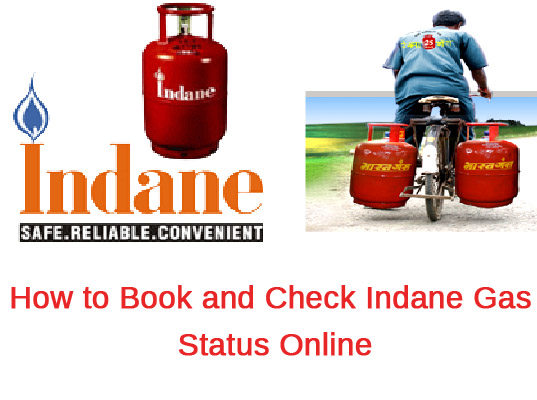 How to Book and Check Indane Gas Status Online | Indane ...