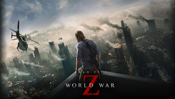 World War Z moive