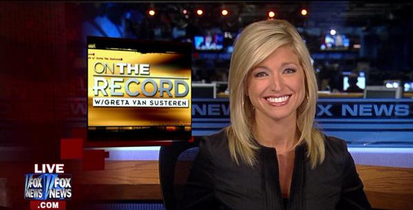 Ainsley Earhardt Fox News Anchor