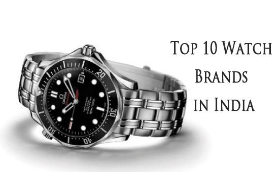 Top Watch Brands India