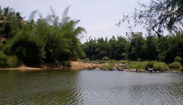 Cauvery River Islands  Karnataka