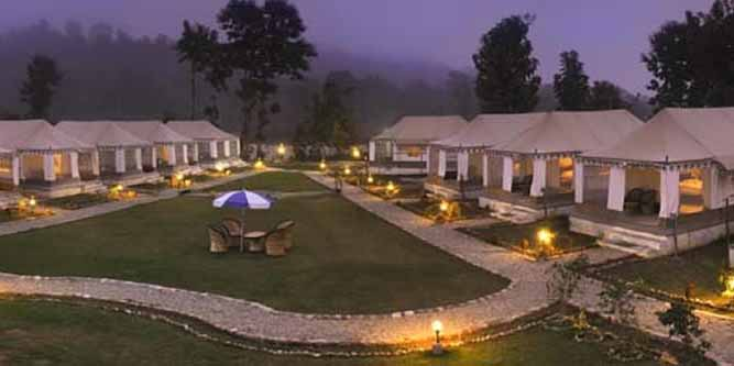 Corbett Woods Resort Ramnagar