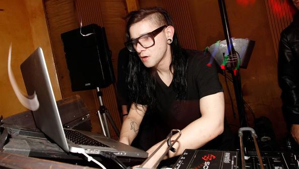 Skrillex DJ