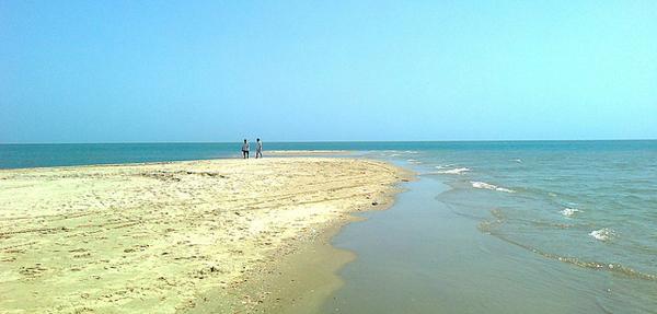 Dhanushkodi Island India