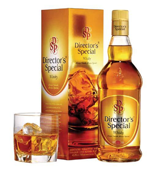 Director's Special whisky