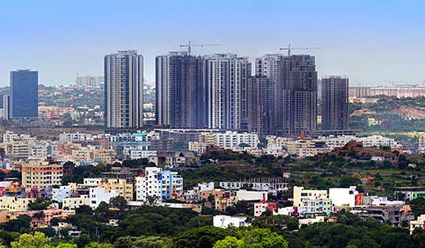 Hyderabad Business City India