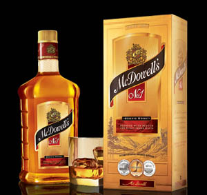 McDowell's No.1 Whisky