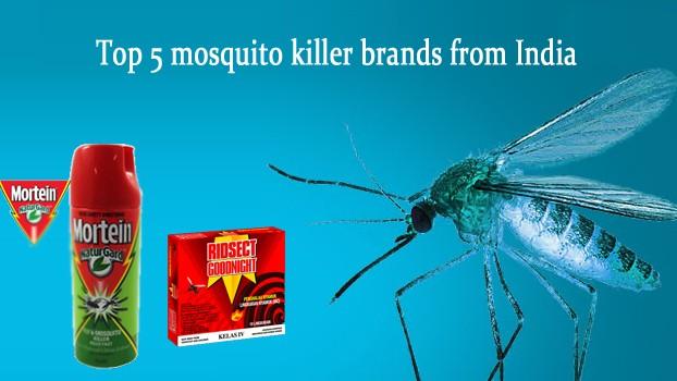 Indian mosquito killer brands