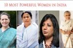 Most Powerful Women