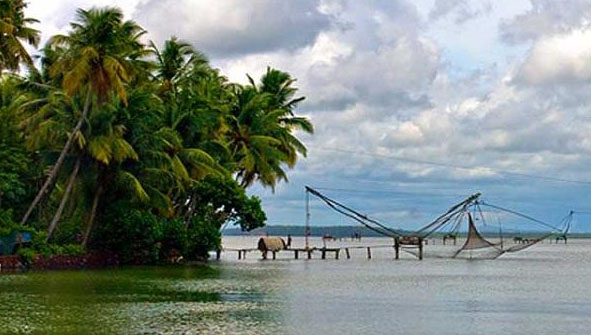 Munroe Islands in Kerala