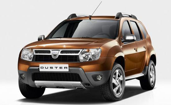 Renault Duster SUV India