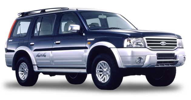 Ford Endeavour SUV India