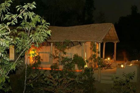 Shergarh Tented Camp, Kanha National Park