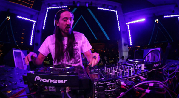 Steve Aoki DJ