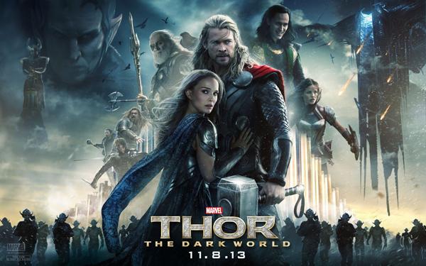 Thor 2  movie 2013