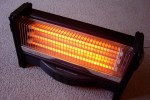 Top Room Heater