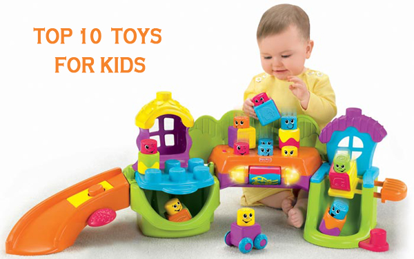 Top 10 Baby Toys : Top best toys for kids greatest toy gifts ideas