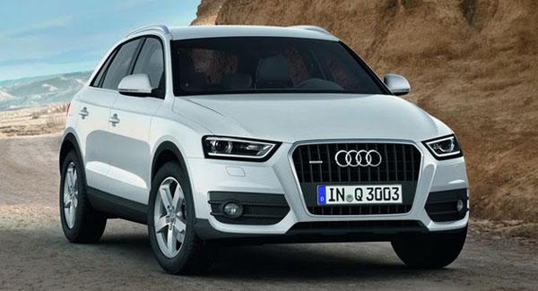 Audi Q3 SUV India