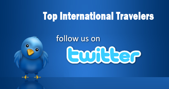 International Travelers to Follow On Twitter