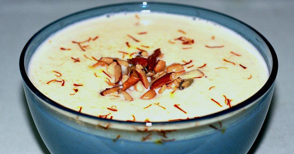 Kheer or Rice Pudding